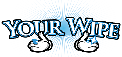 your wipe logo