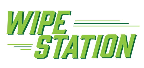 wipe station logo